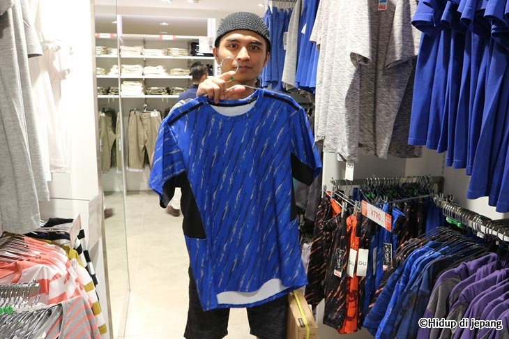 T shirts GU sports