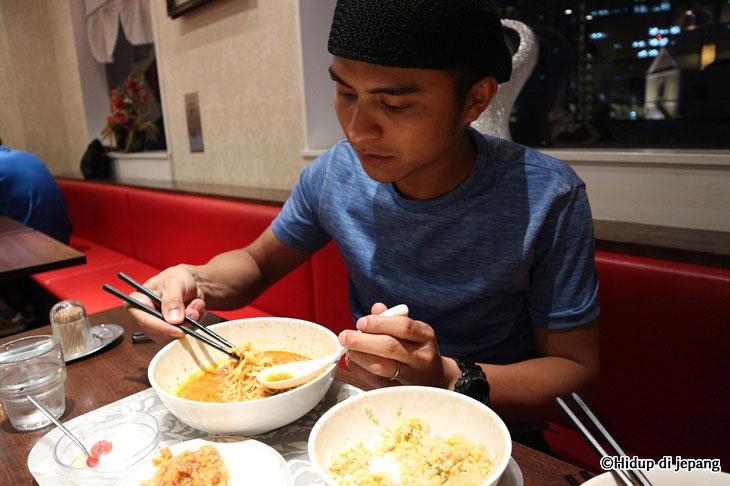 makan tantanmen