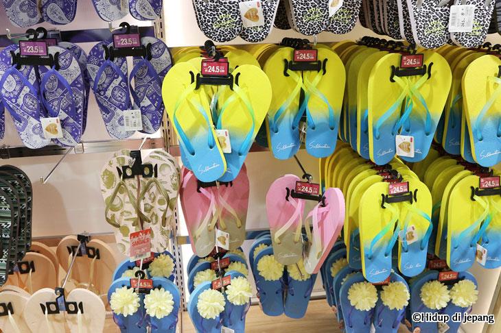 sandal daiso japan